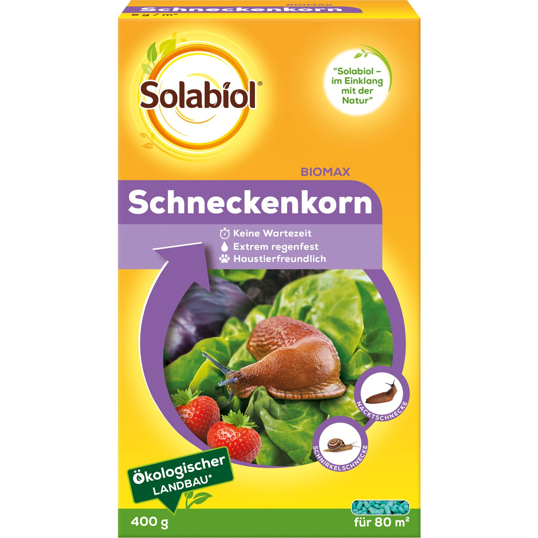 Bayer Garten Schneckenkorn Biomol 400 g