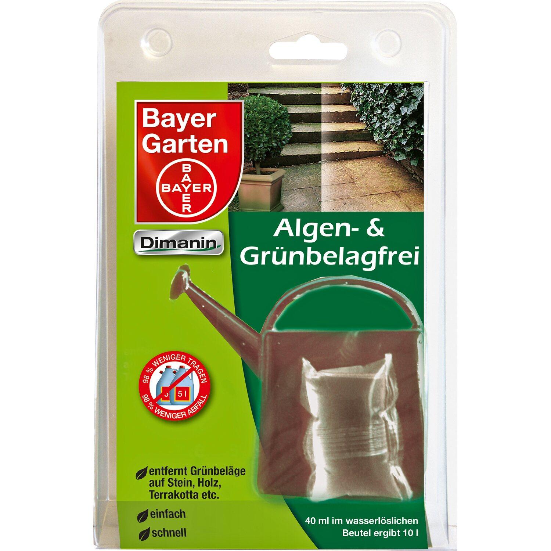 Bayer Garten Bayer Algen- und Grünbelagfrei 40 ml