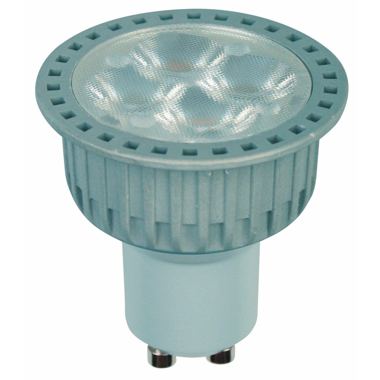 obi led lampe reflektor gu10 4 2 w 230 lm warmwei eek a kaufen bei obi. Black Bedroom Furniture Sets. Home Design Ideas