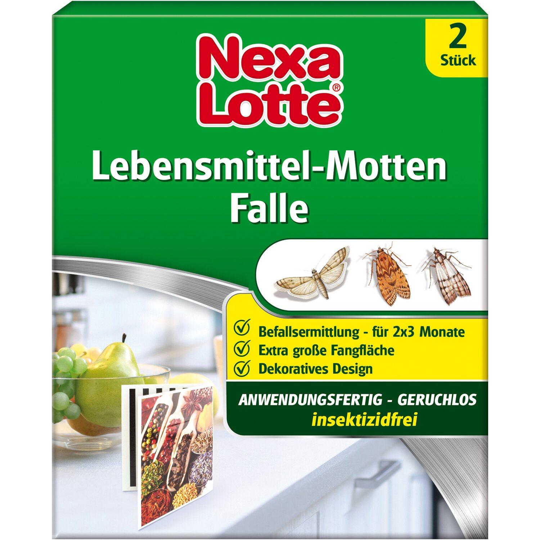 Nexa Lotte Lebensmittel Motten Falle 2 Stuck Kaufen Bei Obi