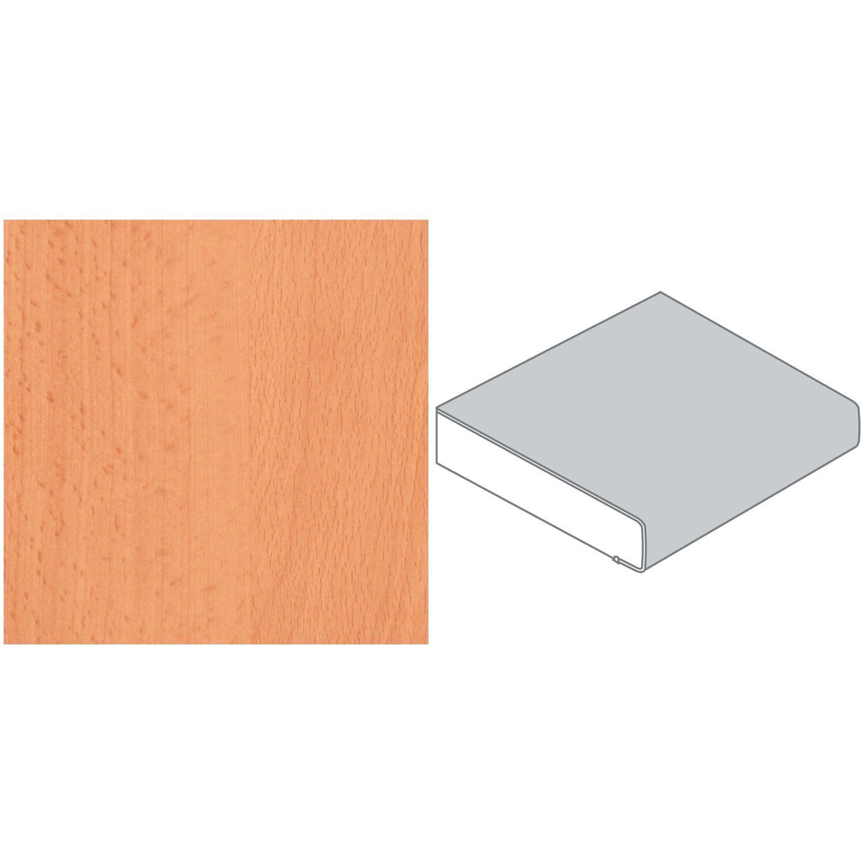 Hervorragend Arbeitsplatte 60 cm x 3,9 cm Buche Holznachbildung (3381) kaufen  UB69