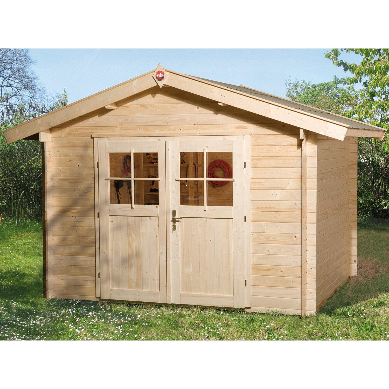 weka holz gartenhaus sienna d bxt 250 cm x 250 cm kaufen bei obi. Black Bedroom Furniture Sets. Home Design Ideas