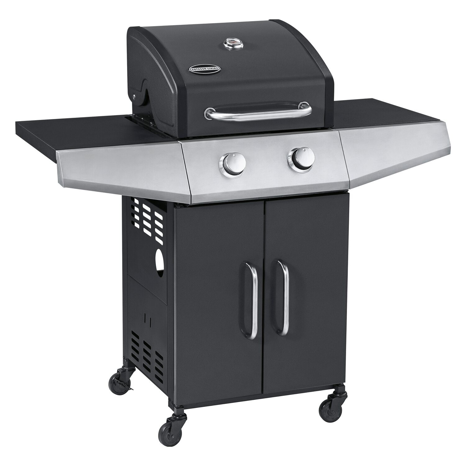 enders bbq gasgrill baltimore gas grill 81496 2 guss. Black Bedroom Furniture Sets. Home Design Ideas