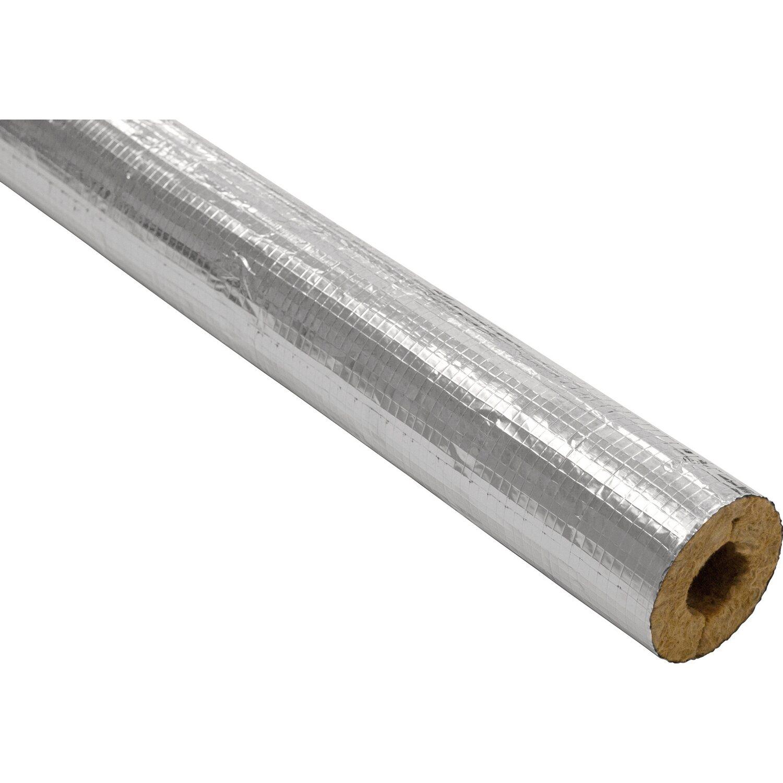 Noma Wool Rohrisolierung 18 Mm X 20 Mm Silber Kaufen Bei Obi
