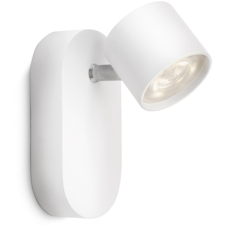 Philips LED-Spot 1er Star Weiß EEK: A++