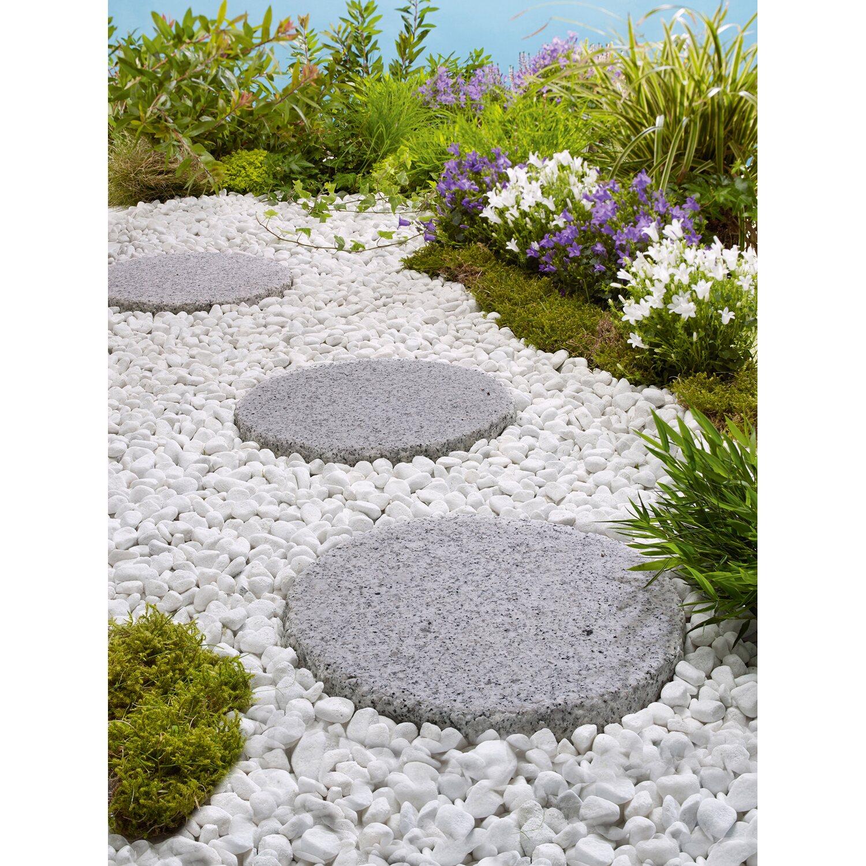 naturstein-trittstein sino grau Ø 25 cm kaufen bei obi