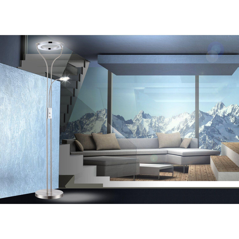 globo led deckenfluter ebro eek a a kaufen bei obi. Black Bedroom Furniture Sets. Home Design Ideas