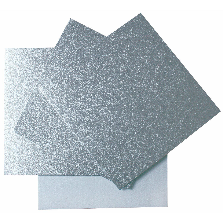 Insulate Dammplatte Alukaschiert 50 Cm X 50 Cm Starke 4 Mm Kaufen Bei Obi