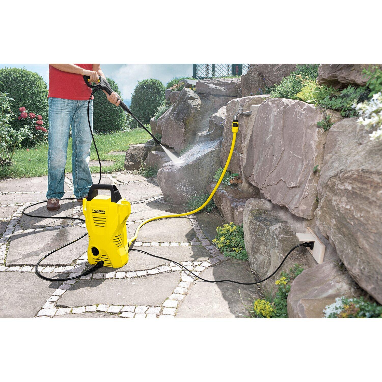 Kärcher Hochdruckreiniger K2 Compact Home 110 bar 360 l/h inkl. Home ...