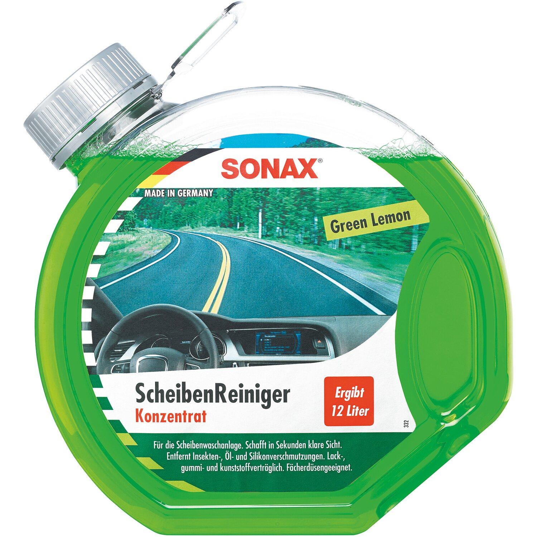 Sonax Scheiben-Reiniger-Konzentrat Green Lemon 3 l