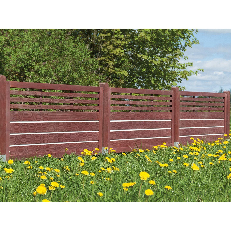 Zaun Holz kaufen bei OBI