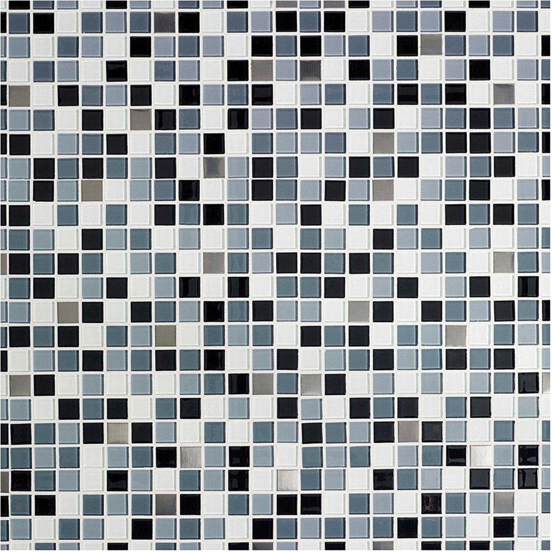 Großartig Glasmosaikmatte Schwarz Selbstklebend 30 cm x 30 cm kaufen bei OBI NA65