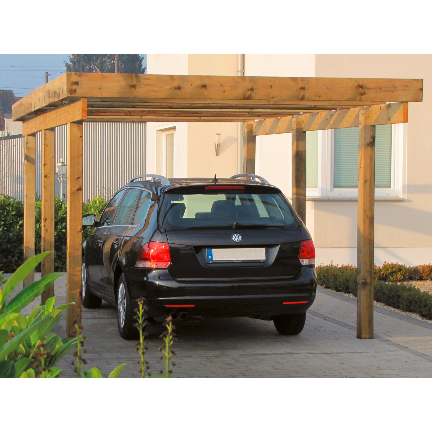 carport f r 2 autos carport fur 2 autos zeit f r. Black Bedroom Furniture Sets. Home Design Ideas