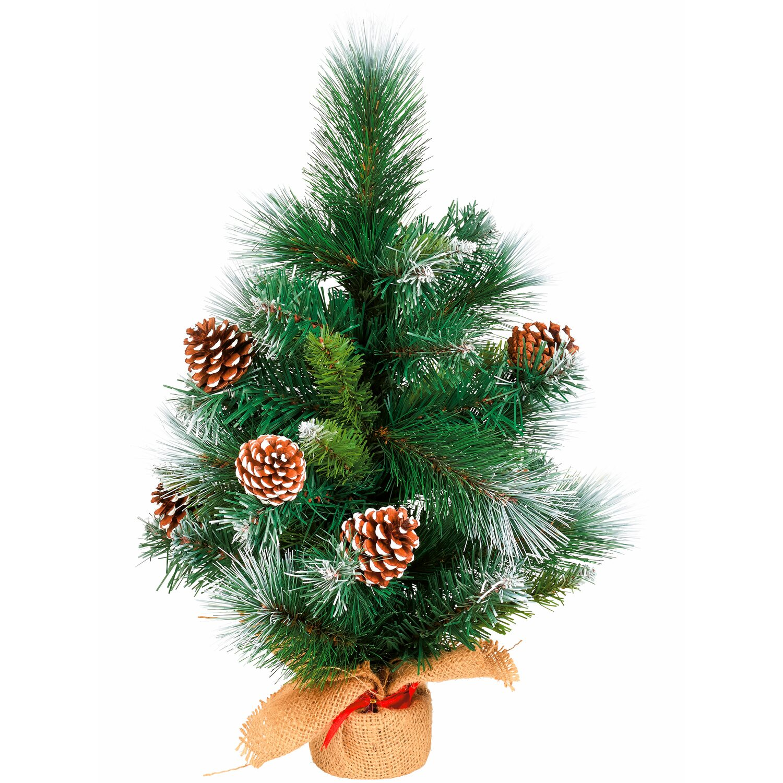 k nstlicher tisch weihnachtsbaum kiefer 45 cm kaufen bei obi. Black Bedroom Furniture Sets. Home Design Ideas
