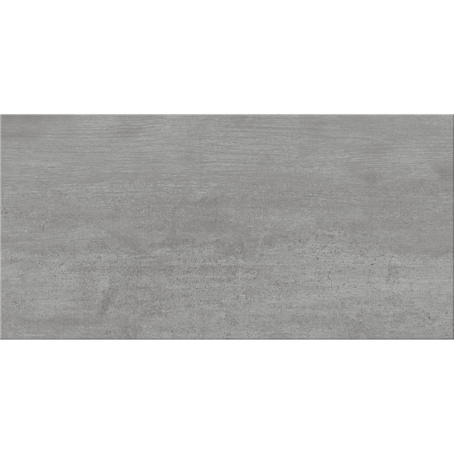 Beton Zement Optik Fliese Grau Feinsteinzeug Fliese Bodenfliese 30 x 60 cm