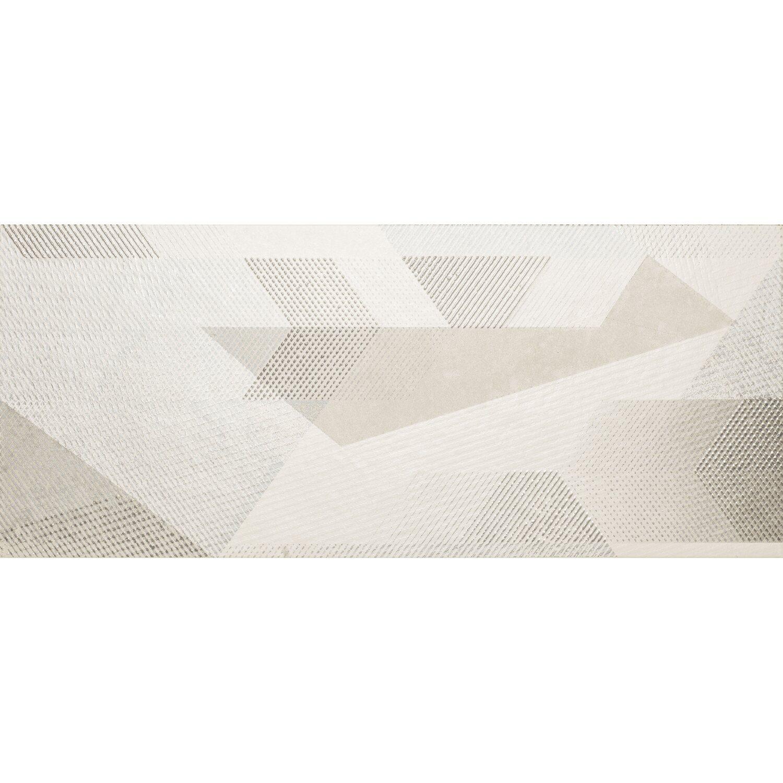 Sonstige Dekorfliese Base Weiß 26 cm x 61 cm