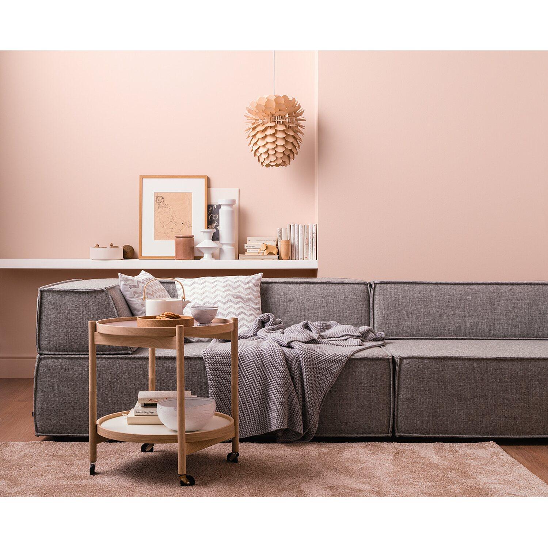sch ner wohnen wandfarbe naturell quarzrosa matt 2 5 l. Black Bedroom Furniture Sets. Home Design Ideas