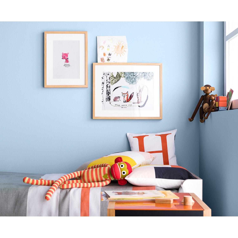 Schöner Wohnen Wandfarbe Naturell Quellblau matt 2,5 l kaufen bei OBI