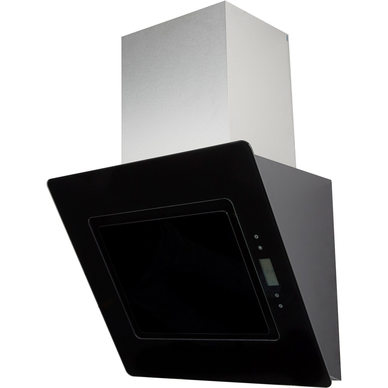 respekta schr ghaube ch 99040 60 eek a 60 cm glas schwarz kaufen bei obi. Black Bedroom Furniture Sets. Home Design Ideas