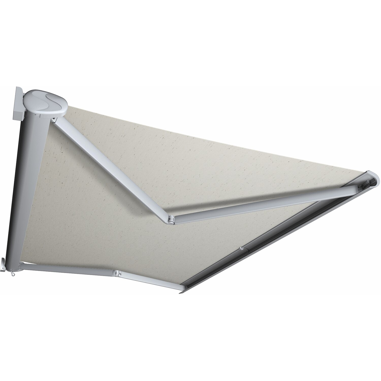 Kassettenmarkise Perform 300 X 200 Cm Gestell Silber Tuch