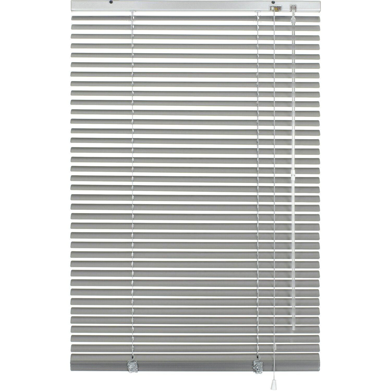 gardinia aluminium jalousie 180 cm x 175 cm silber kaufen bei obi. Black Bedroom Furniture Sets. Home Design Ideas