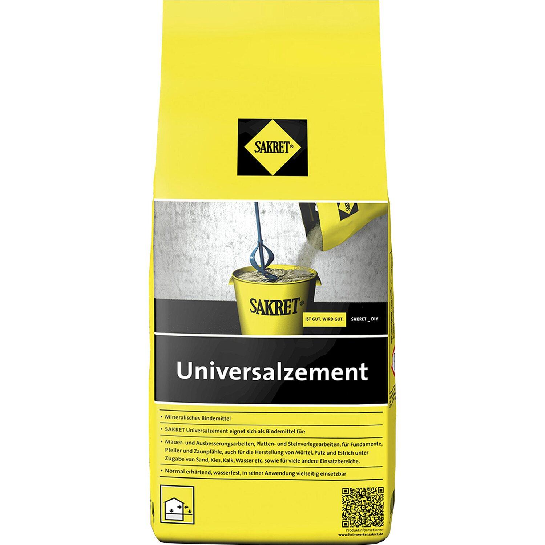 Sakret Universalzement Grau 5 kg
