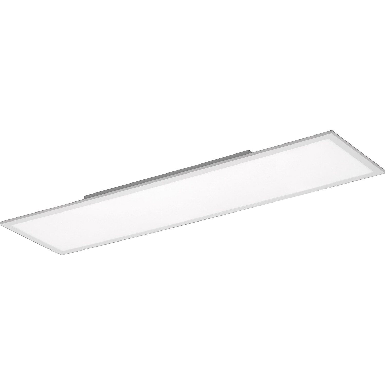 led panel cct 120x30cm dimmbar lichtfarbe 2700k bis 5000k ultraflaches design kaufen bei obi. Black Bedroom Furniture Sets. Home Design Ideas