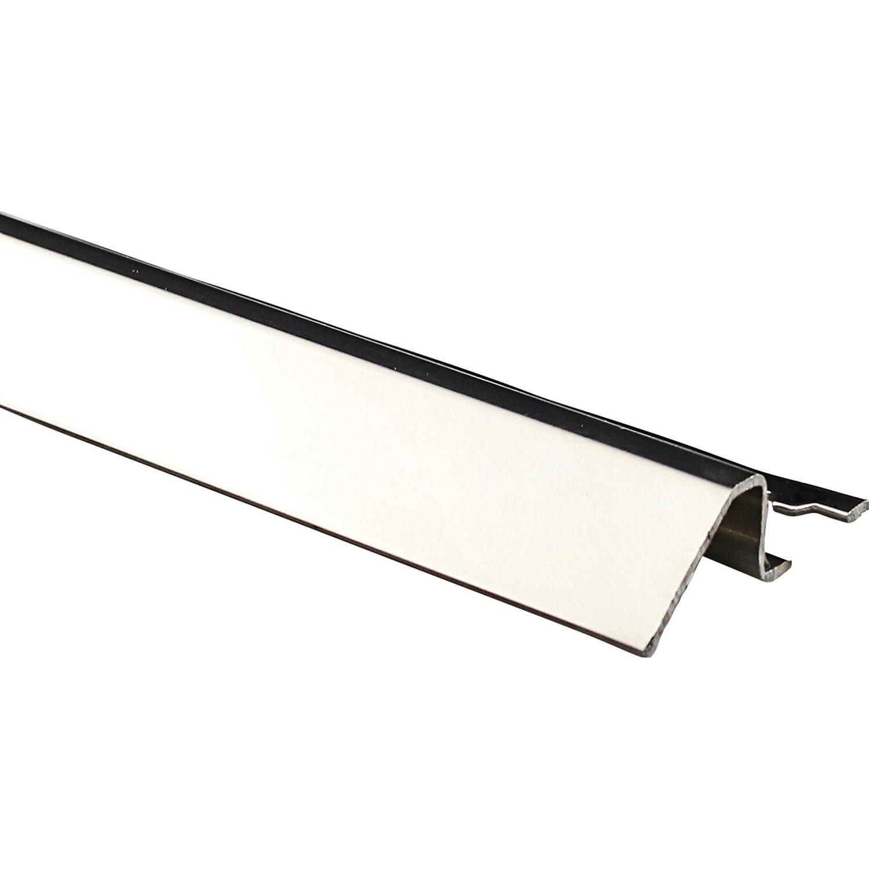 Bodenausgleichsprofil Scivoinox Edelstahl poliert 10 mm x 0,9 m | Baumarkt > Wand und Decke > Fliesen | Edelstahl | Edelstahl | Arcansas