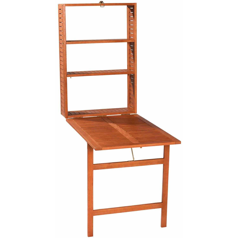 wandklapptisch regal. Black Bedroom Furniture Sets. Home Design Ideas
