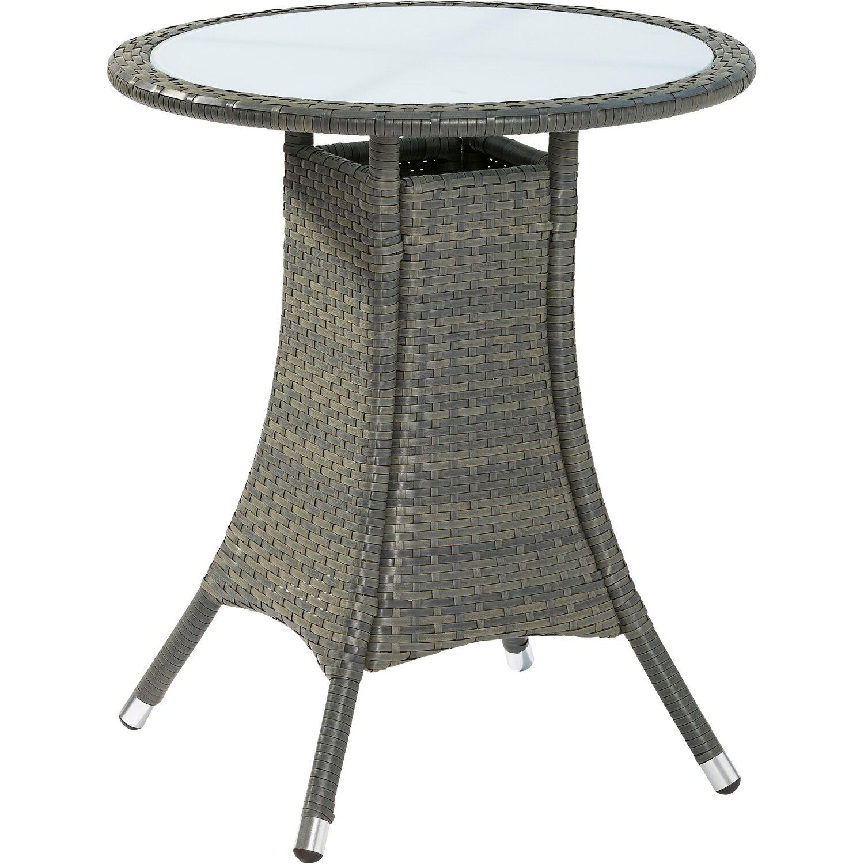 obi seitentisch davenport graphit 60 cm kaufen bei obi. Black Bedroom Furniture Sets. Home Design Ideas
