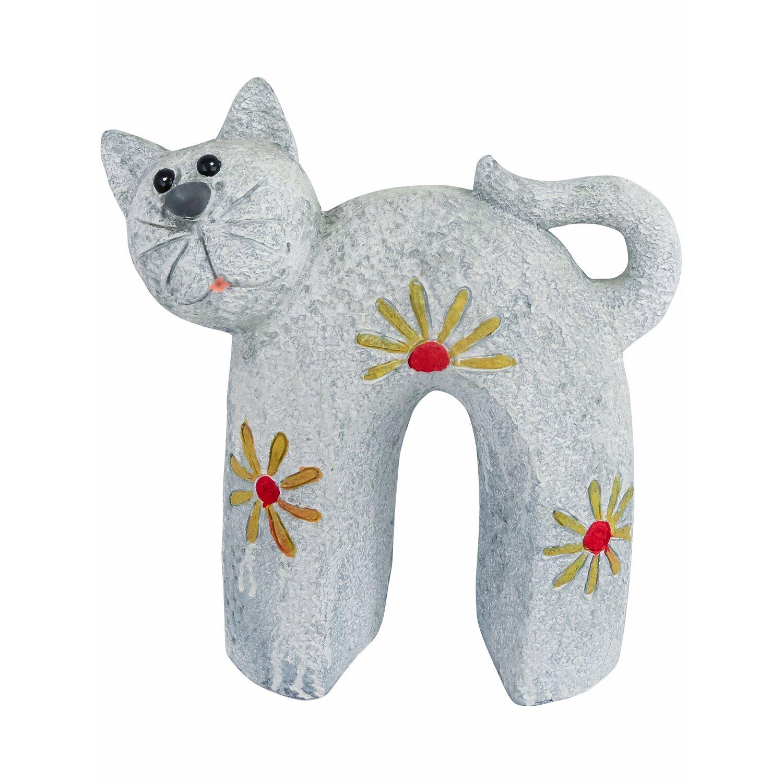 Deko-Katze 43 cm | Dekoration > Figuren und Skulpturen > Tiere