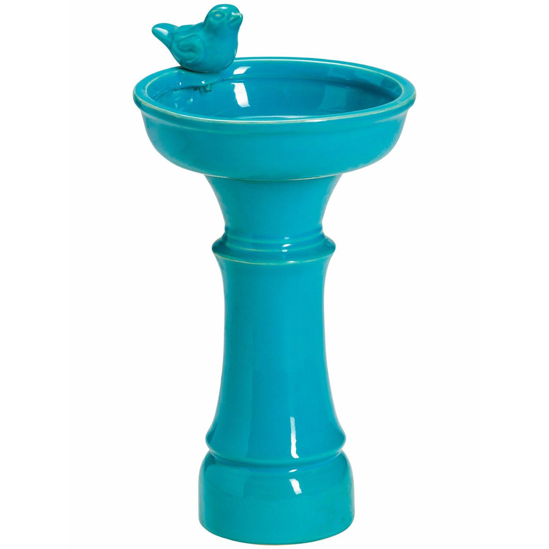 Vogeltränke 36 cm Blau kaufen bei OBI