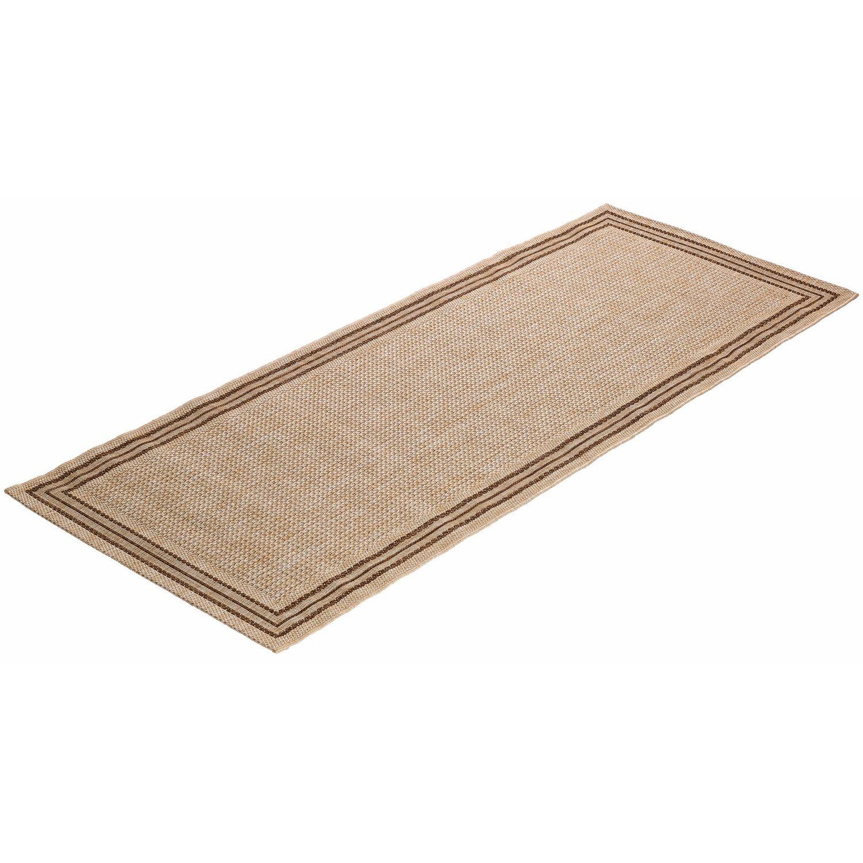 obi teppich tiana beige 80 cm x 180 cm kaufen bei obi. Black Bedroom Furniture Sets. Home Design Ideas