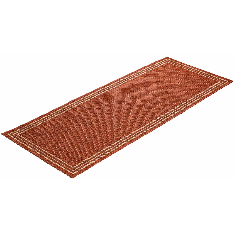 obi teppich tiana terra 80 cm x 180 cm kaufen bei obi. Black Bedroom Furniture Sets. Home Design Ideas