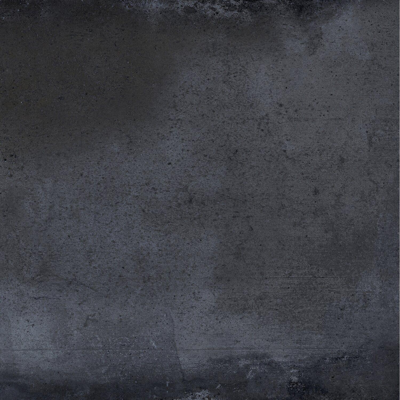 feinsteinzeug metropolitan anthrazit glasiert matt 60 cm x. Black Bedroom Furniture Sets. Home Design Ideas