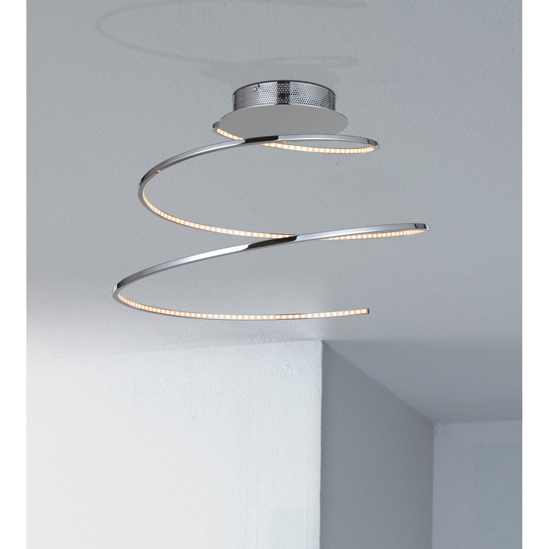 Wofi LED-Deckenleuchte Vela EEK: A kaufen bei OBI