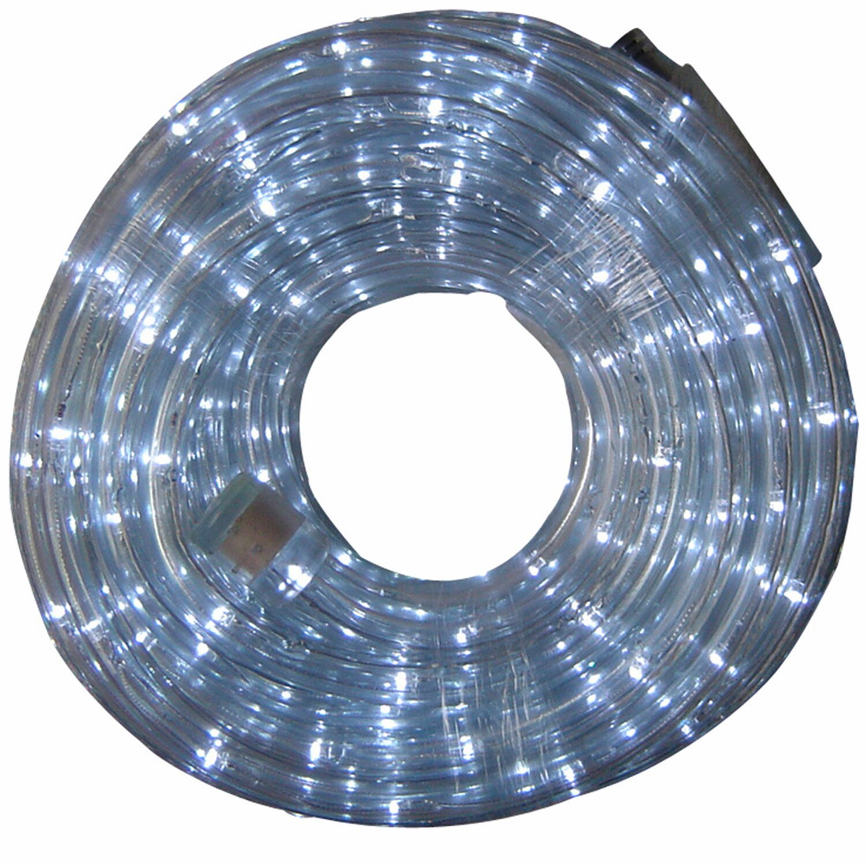LED-Lichtschlauch 6 m Transparent EEK: A
