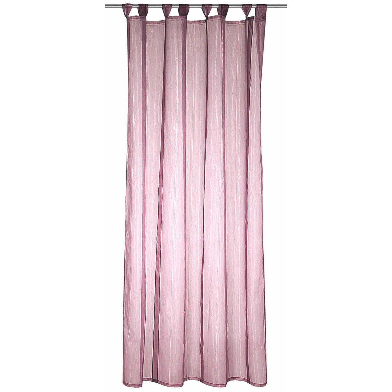 schlaufenschal mit kr uselband webstreifen lila 245 cm x 135 cm kaufen bei obi. Black Bedroom Furniture Sets. Home Design Ideas