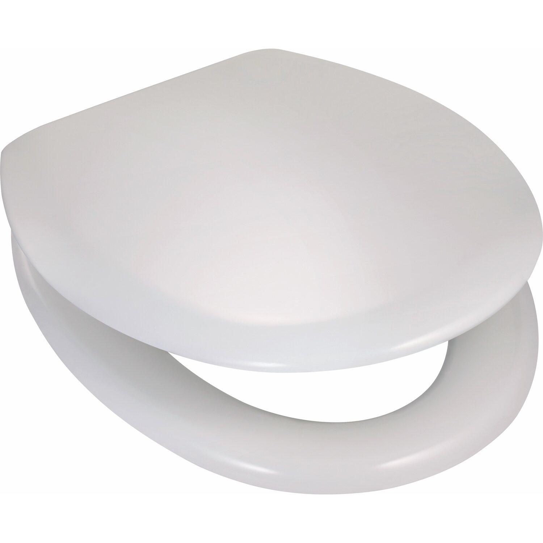 Großartig OBI WC-Sitz Pollino Weiß mit Absenkautomatik kaufen bei OBI BX71