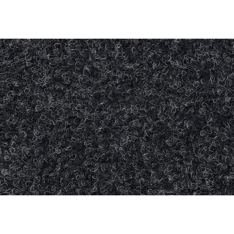 Rasenteppich Kunstrasen Comfort grau 200x450 cm