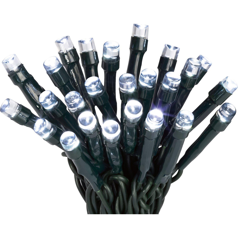 Obi led lichterkette 40 leds kaltwei blauwei gr nes for Obi lichterkette