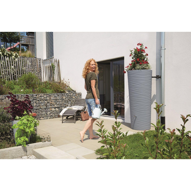 natura 2in1 regenwasser beh lter 350 l ocean kaufen bei obi. Black Bedroom Furniture Sets. Home Design Ideas