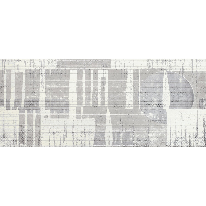 Sonstige Dekorfliese Cube Weiß 26 cm x 61 cm