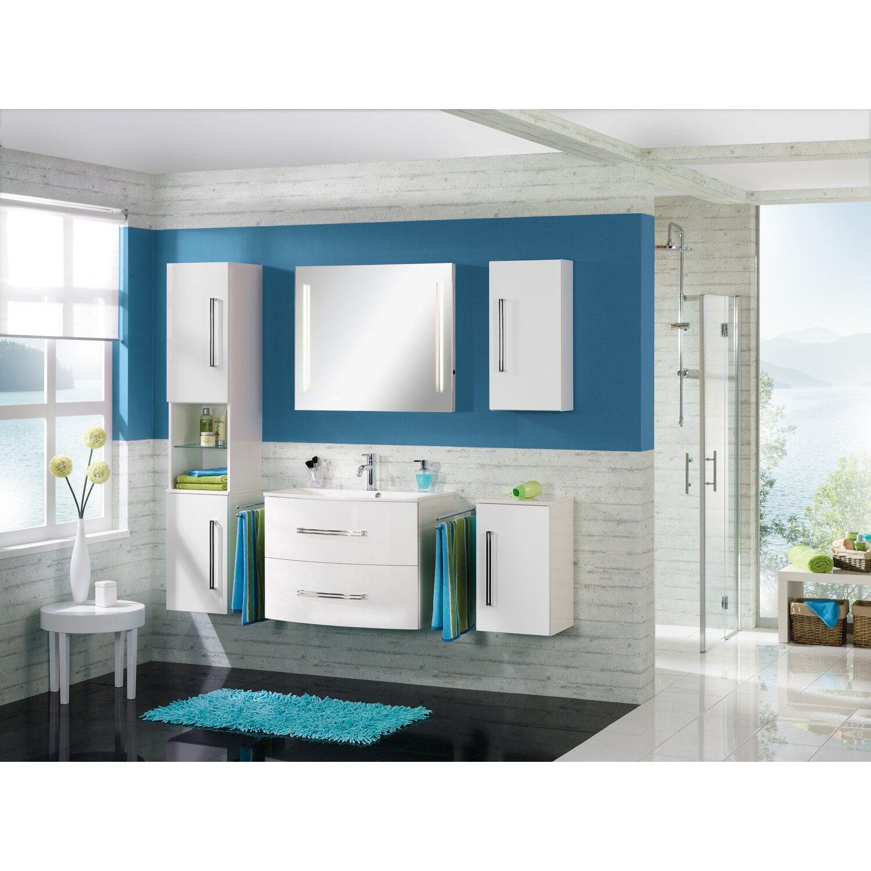 fackelmann waschbeckenunterschrank 80 cm lugano wei kaufen bei obi. Black Bedroom Furniture Sets. Home Design Ideas