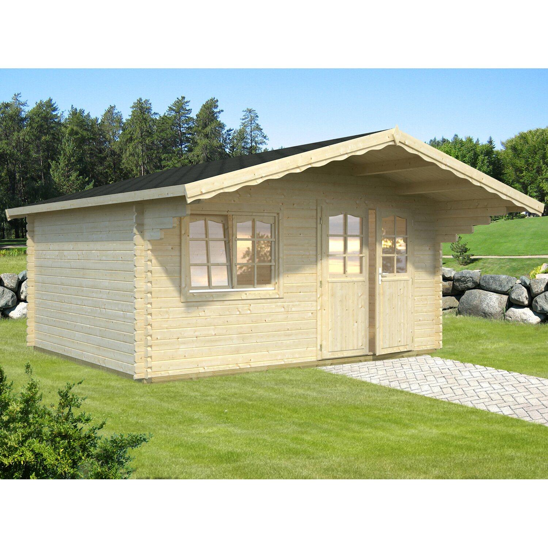 Palmako Holz-Gartenhaus Sally 450 cm x 360 cm