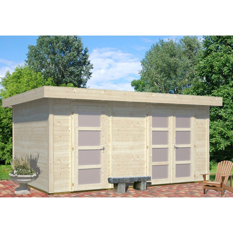Palmako Holz-Gartenhaus Lara 445 cm x 295 cm
