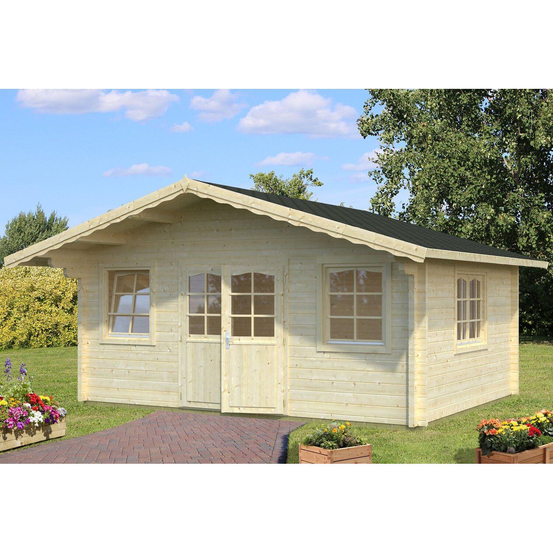 Palmako Holz-Gartenhaus Helena 510 cm x 390 cm
