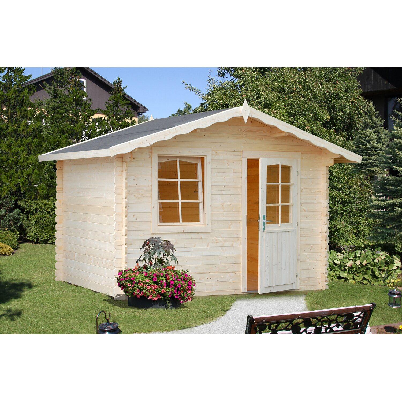Palmako Holz Gartenhaus Emma B xT: 240 cm x 200 cm kaufen bei OBI