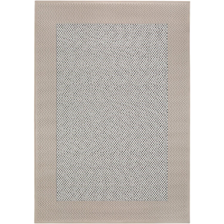 teppich levina beige 67 cm x 140 cm kaufen bei obi. Black Bedroom Furniture Sets. Home Design Ideas