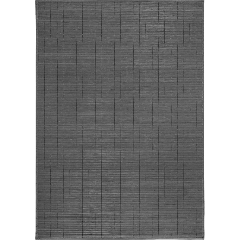 bambus teppich natur grau 160 cm x 235 cm kaufen bei obi. Black Bedroom Furniture Sets. Home Design Ideas